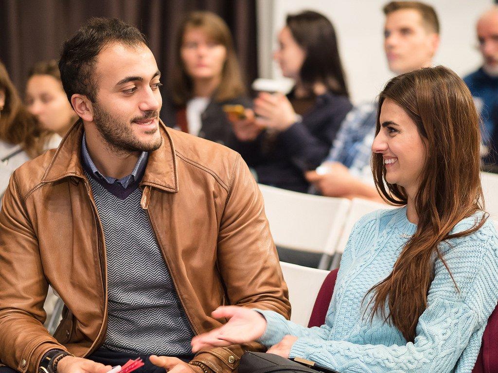 как наладить контакт знакомств