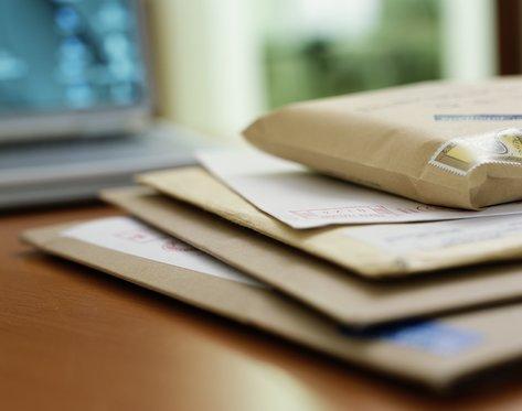 Почту входящие документы