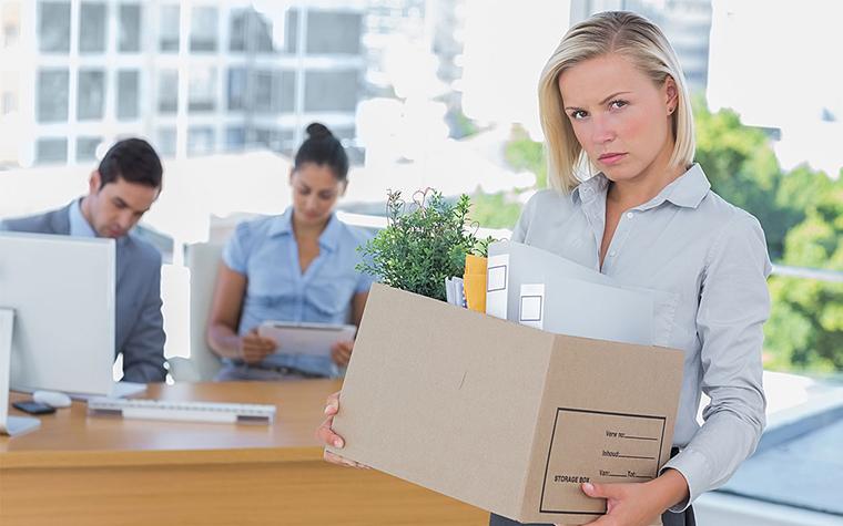 Как уволить сотрудника не выполняющего показатели