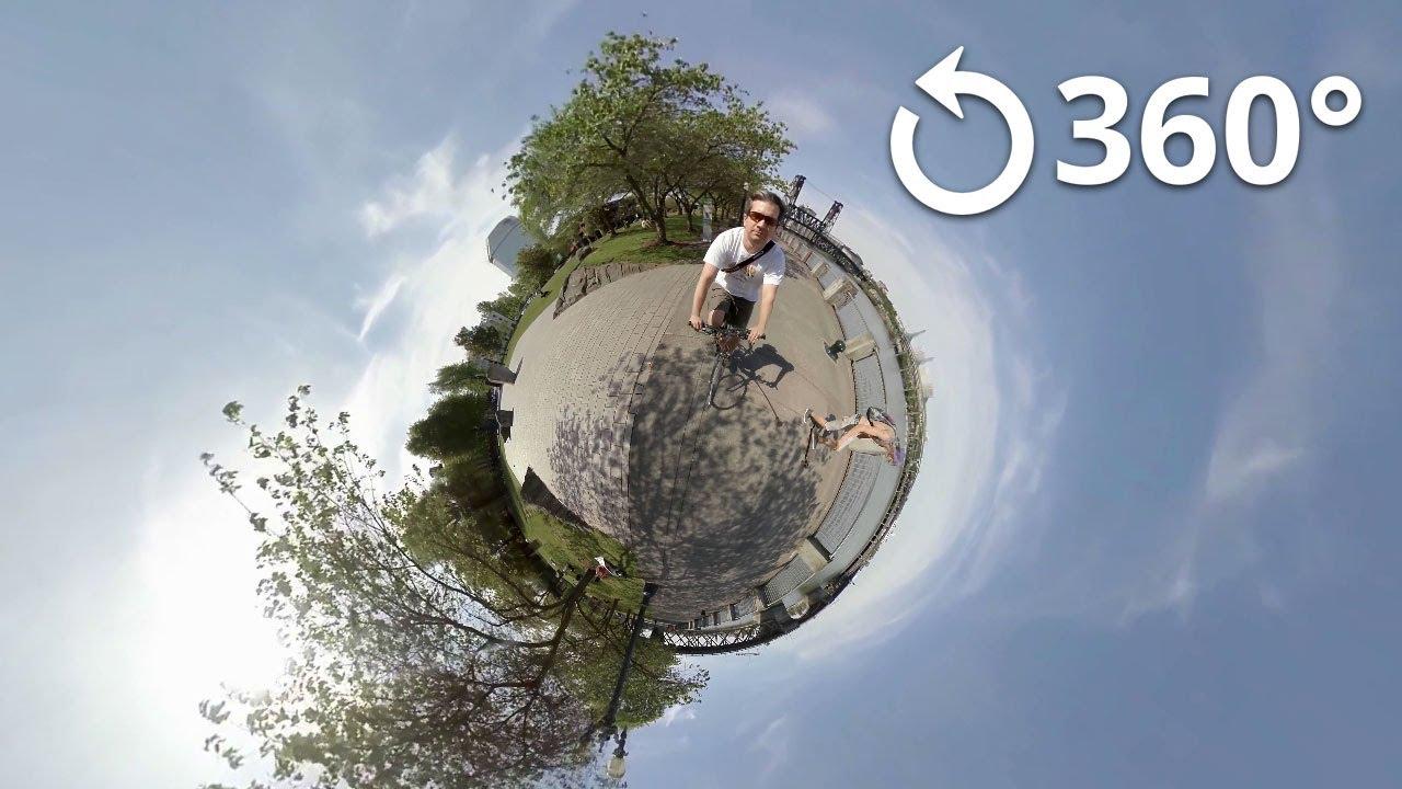 фото 360 градусов как делать