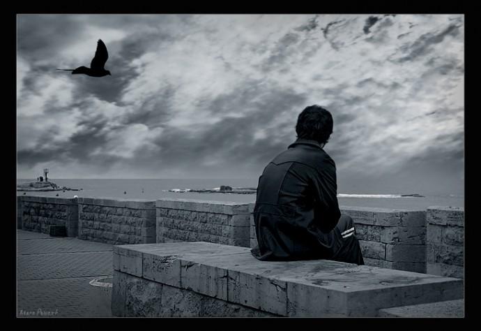 Картинка с надписью одинокая душа, праздником айт
