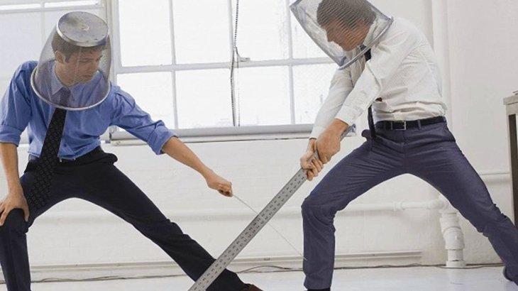 На работе разодрались работники как наказать