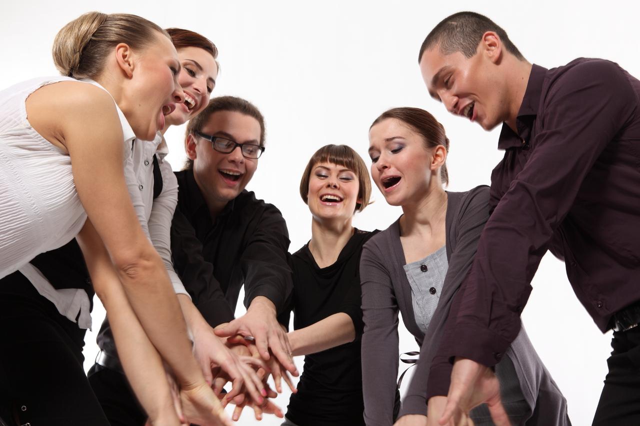 Это психологическая совместимость членов группы