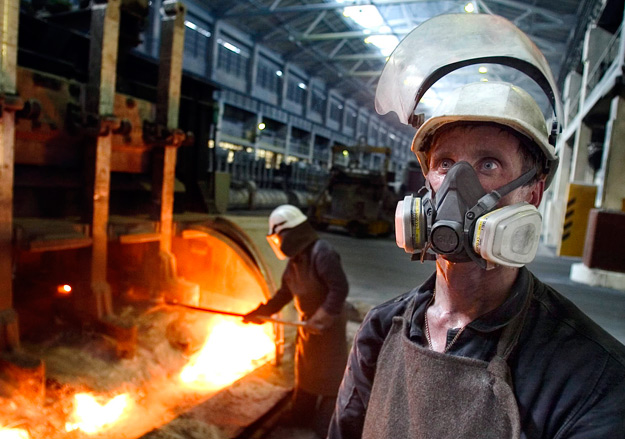 Вредные условия труда химическая промышленность тот миг