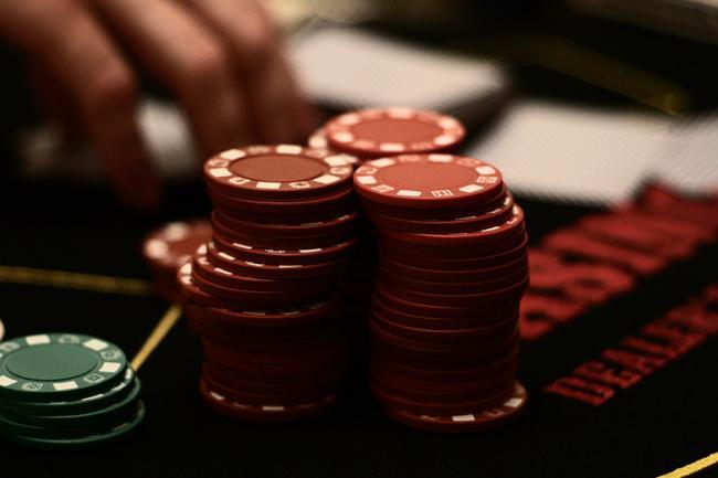 Азартные игры на рабочем месте