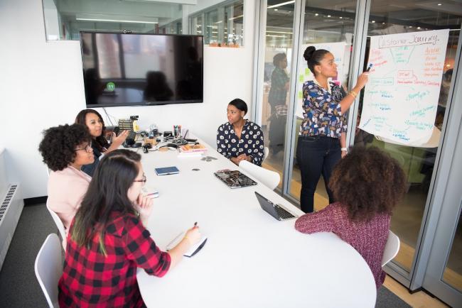 Бизнес Технологии Работа в команде