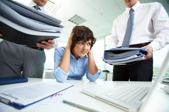Плановая проверка инспекции по труду