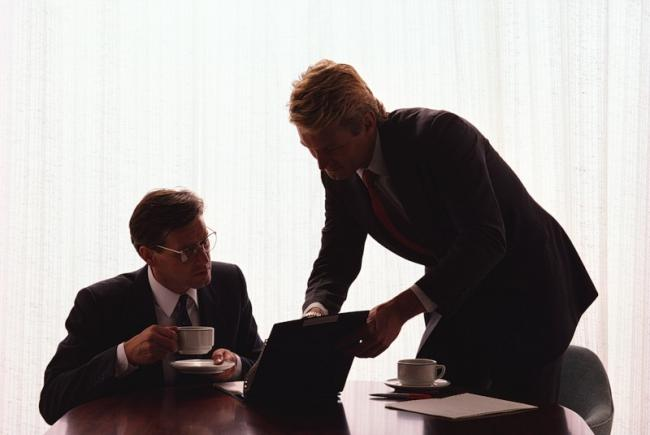Место службы управления персоналом в структуре организации