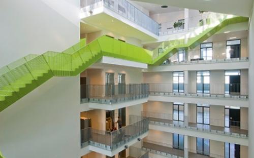 Vitus Bering Innovation Park. Хорсенс, Дания