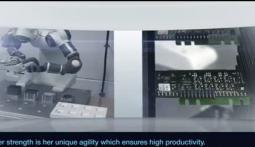ABB's concept robot FRIDA