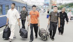 Большинство мигрантов не желают оставаться на постоянное жительство в РФ.