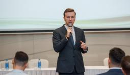 """Николай Грушко, генеральный директор группы компаний """"Агротек"""""""