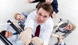 Стратегия управления: продвигайте сотрудников после того, как они сделали шаг вперед