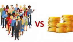 Люди vs Деньги