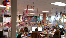 Офис Zappos
