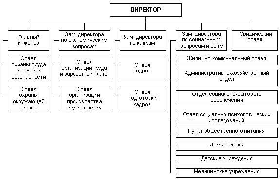 Организационная система управления персаналом особенности выполнения функции управления персоналом