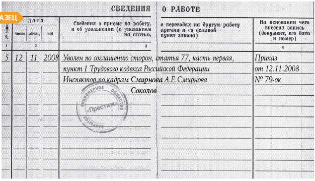 Образец Соглашения О Расторжении Договора Управления