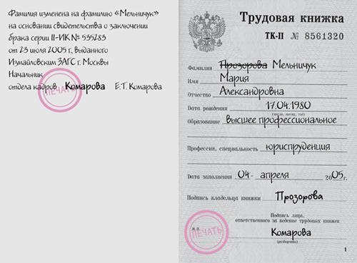 Иностранный работник получил гражданство рф. Оформление изменения персональных данных работника при получении гражданства