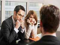 Интервьюирование при приеме на работу