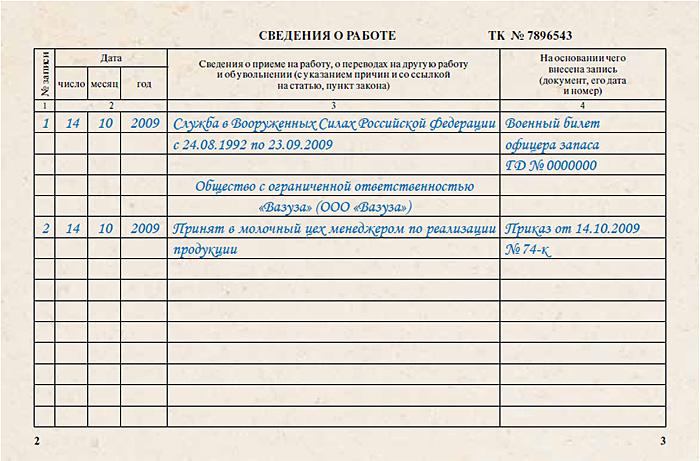 Временная инструкция по делопроизводству в вс рф 205 2 588