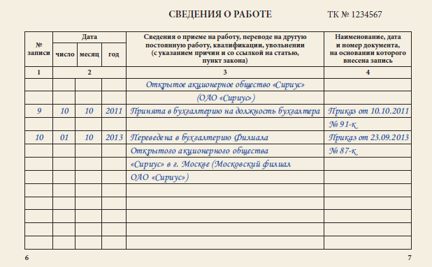 инструкция по ведению делопроизводства в отделе образования
