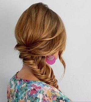 Как научиться красиво плести косу