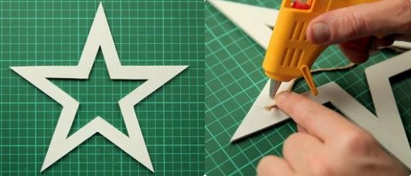 kak-sdelat-iz-bumagi-zvezdu_43 Как сделать объёмную звезду из бумаги и картона своими руками. Шаблоны и схема для объемной звезды своими руками. Как сделать объемную звезду в технике оригами