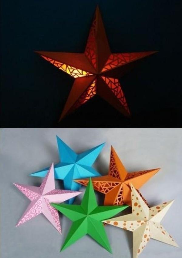 Как сделать чтобы рождественская звезда 884