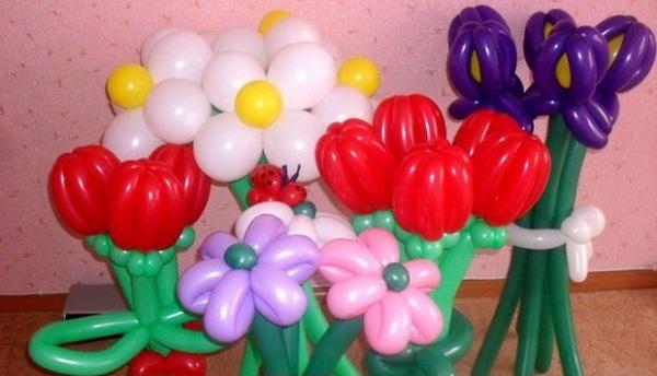 Как сделать цветок из колбаски фото 358