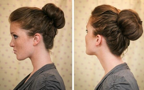 Как сделать гладкие волосы на голове