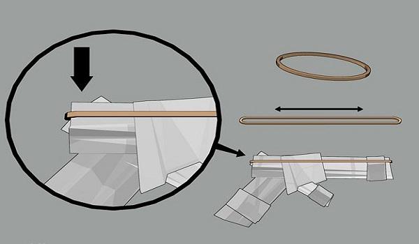 Поделки из бумаги по охране труда