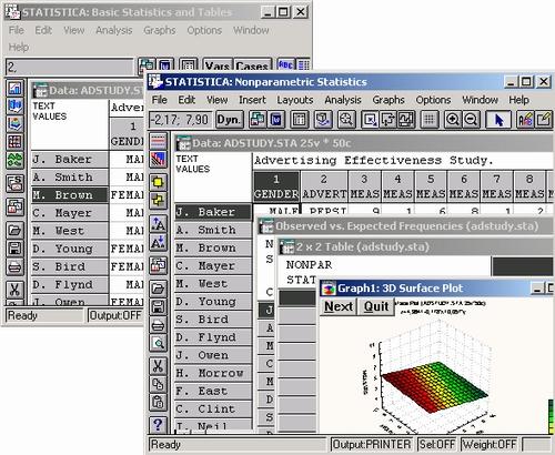 Скачать программу статистика версия 10